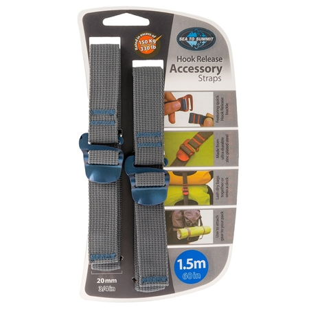 Sea to Summit 20 mm Tie Down Acces Strap with hook