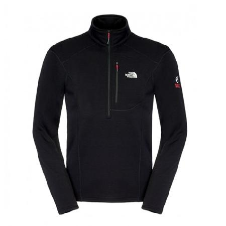 Forro Polar The North Face Flux Power Stretch 1/4 Zip -Negro-